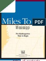 Milestogo Mississippi Prek