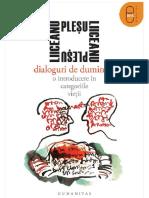 DEMO Gabriel Liiceanu Andrei Plesu-Dialoguri de Du