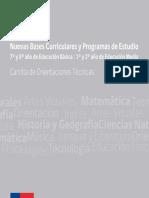 Cartilla Curricular FG