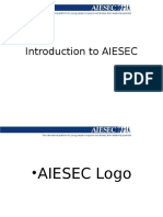 Intro to Aiesec