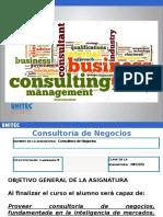 Presentación Consultoria Negocios - 0