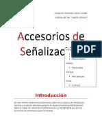 Accesorios de Señalizacion