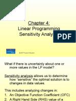 Linear Prog