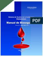 manual de bioseguridad 2004