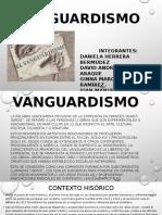 Vanguardismo, Gina, Junio 12