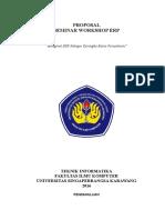 Proposal Seminar ERP