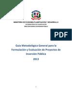 Guía General de PPIs - República Dominicana