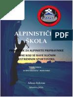 Alpinisticka skola - prirucnik