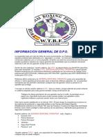 Informacion General Dpo