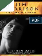 Jim-Morrison Life Death Legend