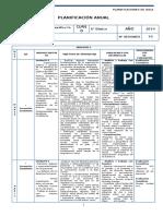 Historia Planificacion - 6 Basico