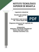 Diagrama de Procesos Bimanual