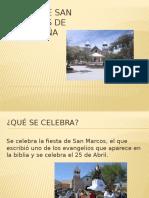 Fiesta de San Marcos de Mamiña
