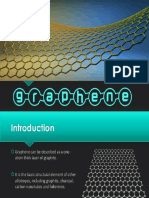 Graphene and its structural properties