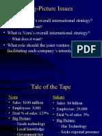 Nora Sak- Nora Sakari a Proposed Joint Venture in Malaysia Marketing Essay