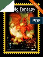 Basic Fantasy RPG