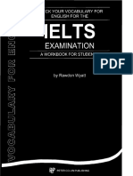 Vocabulary for English - Check Your Vocabulary for IELTS Examination - Workbook for Students (by
