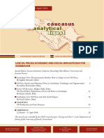 Caucasus Analytical Digest 83