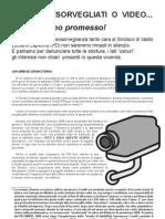 VOlantino Partito Socialist A Italiano SOrveglianza