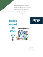 Taller Practico de Las Herramintas Web 2.0