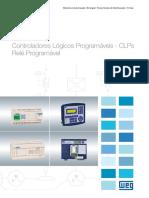 WEG Controladores Logicos Programaveis Clps 10413124 Catalogo Portugues Br