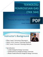 Introduction Natural Gas Processing