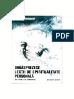 12 Lecții de Spiritualitate Personală de Kevin J. Todevschi