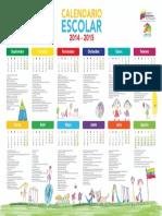 Escolar Calendar