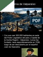 Economia de Valparaiso