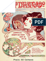 Chile Ilustrado. Revista Mensual Publicada por la Imprenta Barcelona. 1904-1906