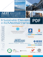 2015 AEIT Conference Final Programme