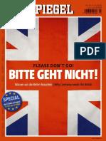 Der Spiegel Magazin No 24 Vom 11 Juni 2016