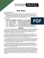 Star Wars Profile