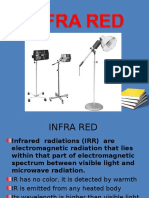 Infra Red Radiation Therapy Final