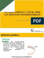 Entorno Jurídico y Fiscal en Los Negocios
