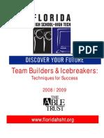 HSHT Team Building Ice Breaker Manual 2008 09