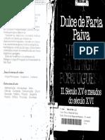 PAIVA, Dulce de Faria. História da Língua Portuguesa.pdf