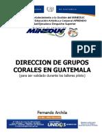 Manual de Direccion Coral (borrador)