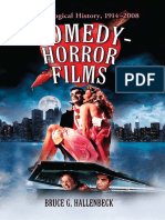 Comedy-Horror Films - A Chronological History, 1914-2008