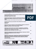 8 . Analisis Penurunan Kualitas Minyak Goreng