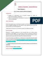 Taller Límites y Funciones Módulo 1.2016.pdf