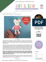 Free Crochet Pattern - doitory - doitory | 198x149