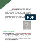 Antecedentes Del Tema La Coctelería (1)
