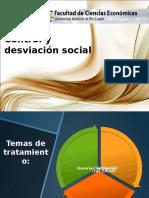 Control y Desviacion Social