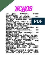 COMO DICE EL DICHO.doc