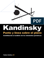 Kandinsky Pto Linea Plano