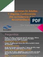 Inmunizaciones en Adultos Guia