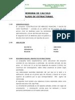 Memoria de Calculo Estructuras_mercado Amotape