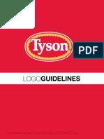 Tyson Logo Guide