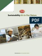 2007 Sustainability Report
